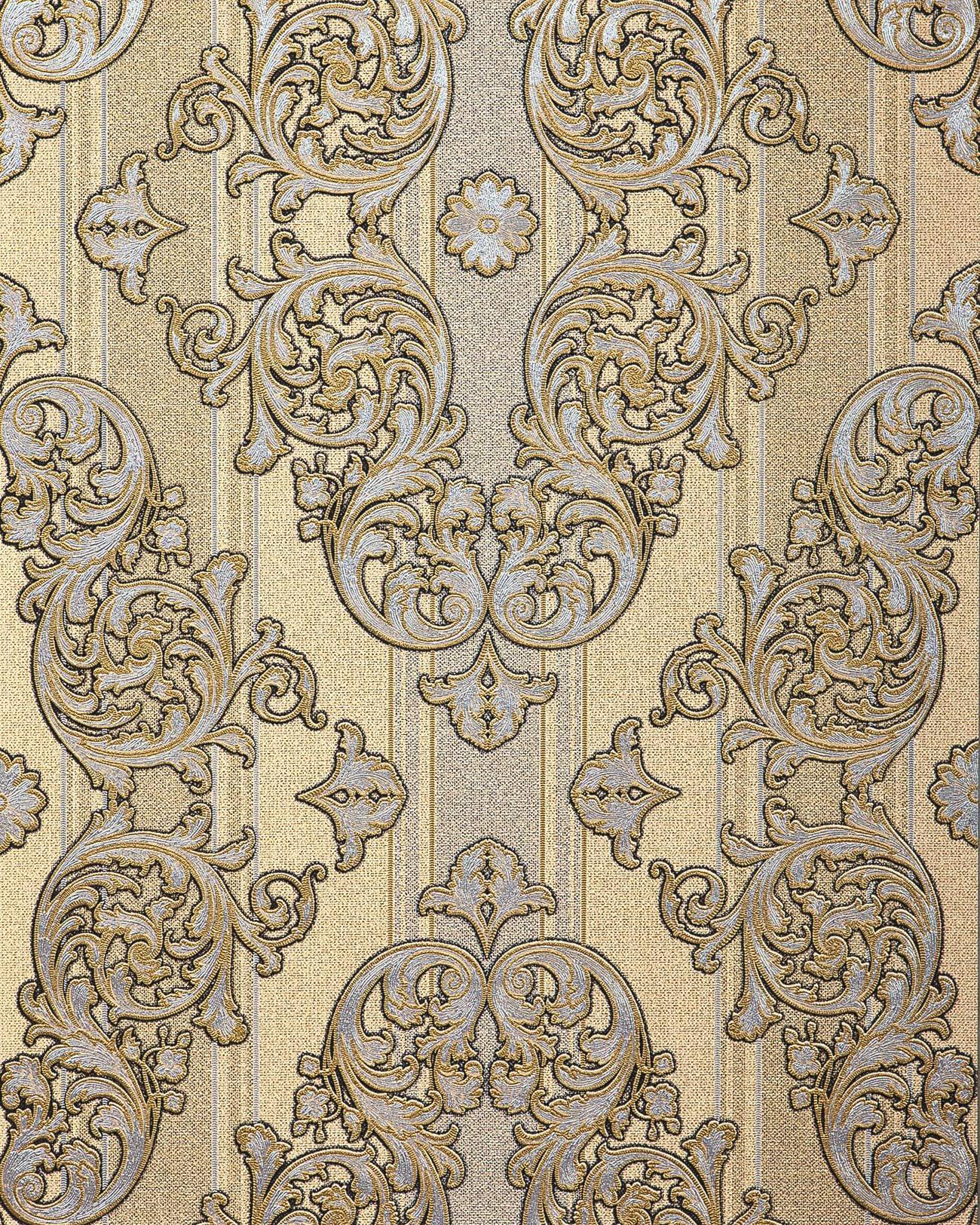 barock tapeten tapeten shop. Black Bedroom Furniture Sets. Home Design Ideas
