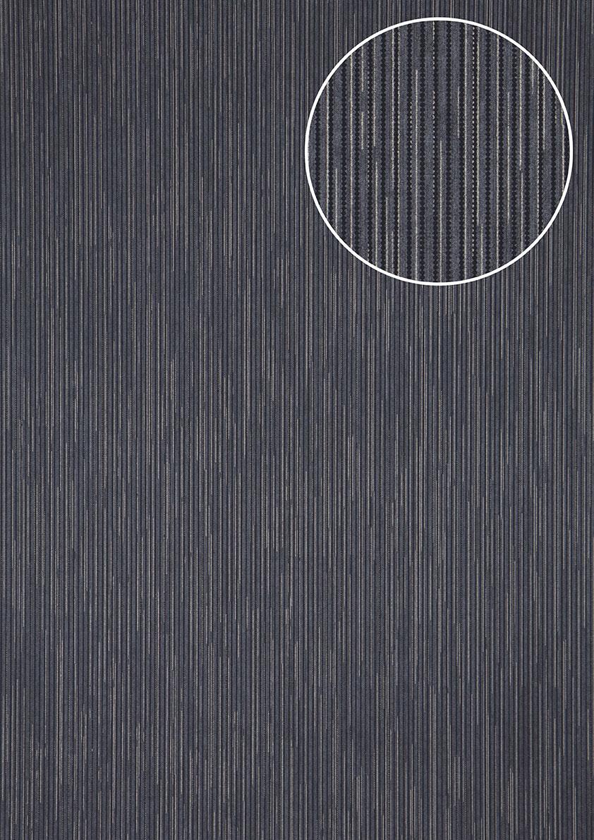 Berühmt Bad : Edle Streifen Tapete Atlas COL-558-2 Vliestapete GX45