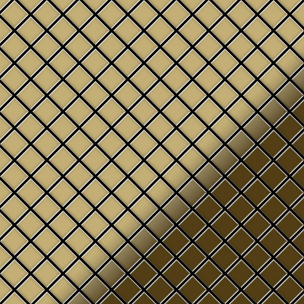 mosaic-metal-diamond-sheet-gold-mirror