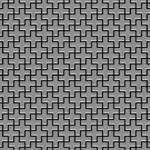mosaic-swiss-cross-metal-sheet-ss-brushed