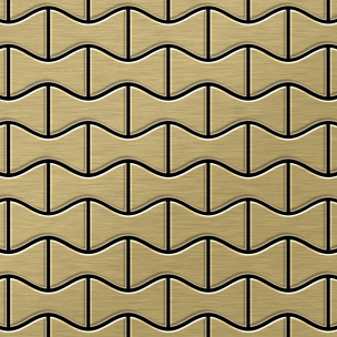 mosaik-metall-fliese-kismet-alloy-titan-gold-brushed