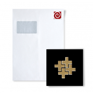 muster-mosaik-metall-swiss-cross-ti-gb-gold-gebuerst