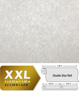 EDEM 9043-29 Barock Tapete Ornament glänzend türkis creme-weiß silber 10,65 m2