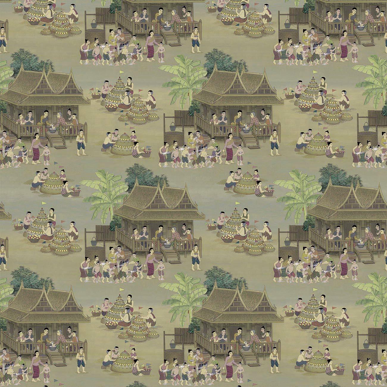 asia style tapeten tapeten shop. Black Bedroom Furniture Sets. Home Design Ideas